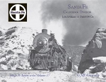 Santa Fe Steam Pictorial Vol 17 California Division, LA - Barstow