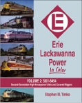Erie Lackawanna Power In Color Vol 2: 3301-8454