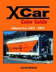 X Car Color Guide Vol 1: AACX-CRYX