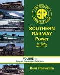 Southern Railway Power In Color Vol 1: Covered Wagons and Switchers