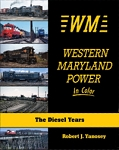 Western Maryland Power in Color