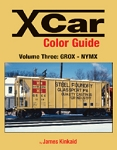 X Car (Private Owner) Color Guide Vol 3: GROX - NYMX