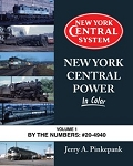 New York Central Power In Color Vol 1: #20-4940