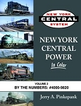 New York Central Power In Color Vol 2