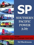 Southern Pacific Power in Color Vol 1