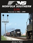Norfolk Southern In Color Vol 1: 1982-99