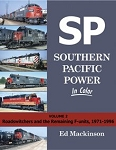 Southern Pacific Power In Color Vol 2: Switchers, Geeps and More