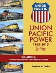 Union Pacific Power 1965-2015 In Color Vol 3: 2nd Gen, B-B Power