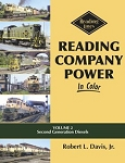 Reading Company Power In Color Vol 2: 2nd Generation Diesels