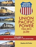 Union Pacific Power In Color Vol 4: 2nd Gen & Newer C-C and Larger Power