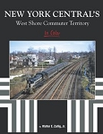 New York Central's West Shore Commuter Territory In Ccolor