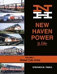 New Haven Power In Color Vol 1 Diesel Cabs