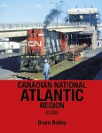 Canadian National Atlantic Region In Color