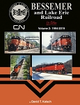 Bessemer and Lake Erie Railroad In Color Vol 2