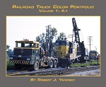 Railroad Truck Color Portfolio Vol 1: A-I