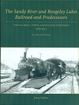 Sandy River & Rangeley Lakes Railroad and Predecessors Vol 5: Farmington