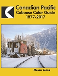 Canadian Pacific Caboose Color Guide 1877-2017