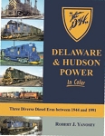 Delaware and Hudson Power in Color